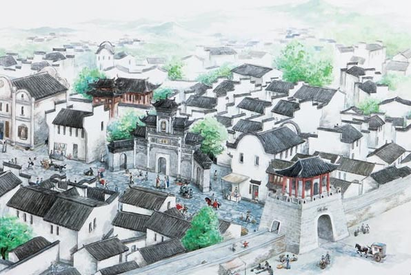 10_Restoration-picShicheng city